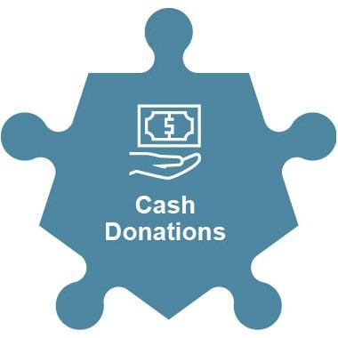 Cash Donations