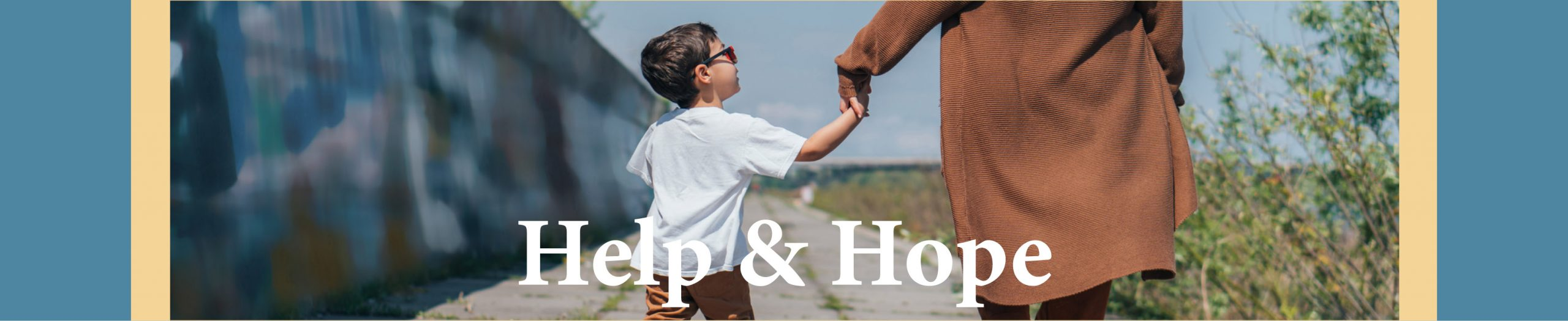 Help and Hope with James Resource Network