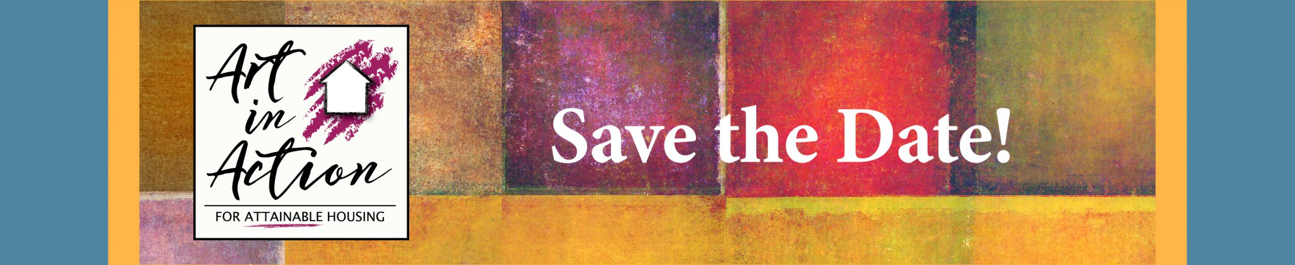Save the Date: Art in Action!
